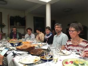Frauenchor 2018 - Soirées en Famille